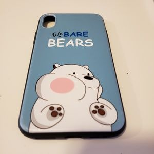 half off 67baa e5cda Ebay Accessories | We Bare Bears Iphone X Case | Poshmark